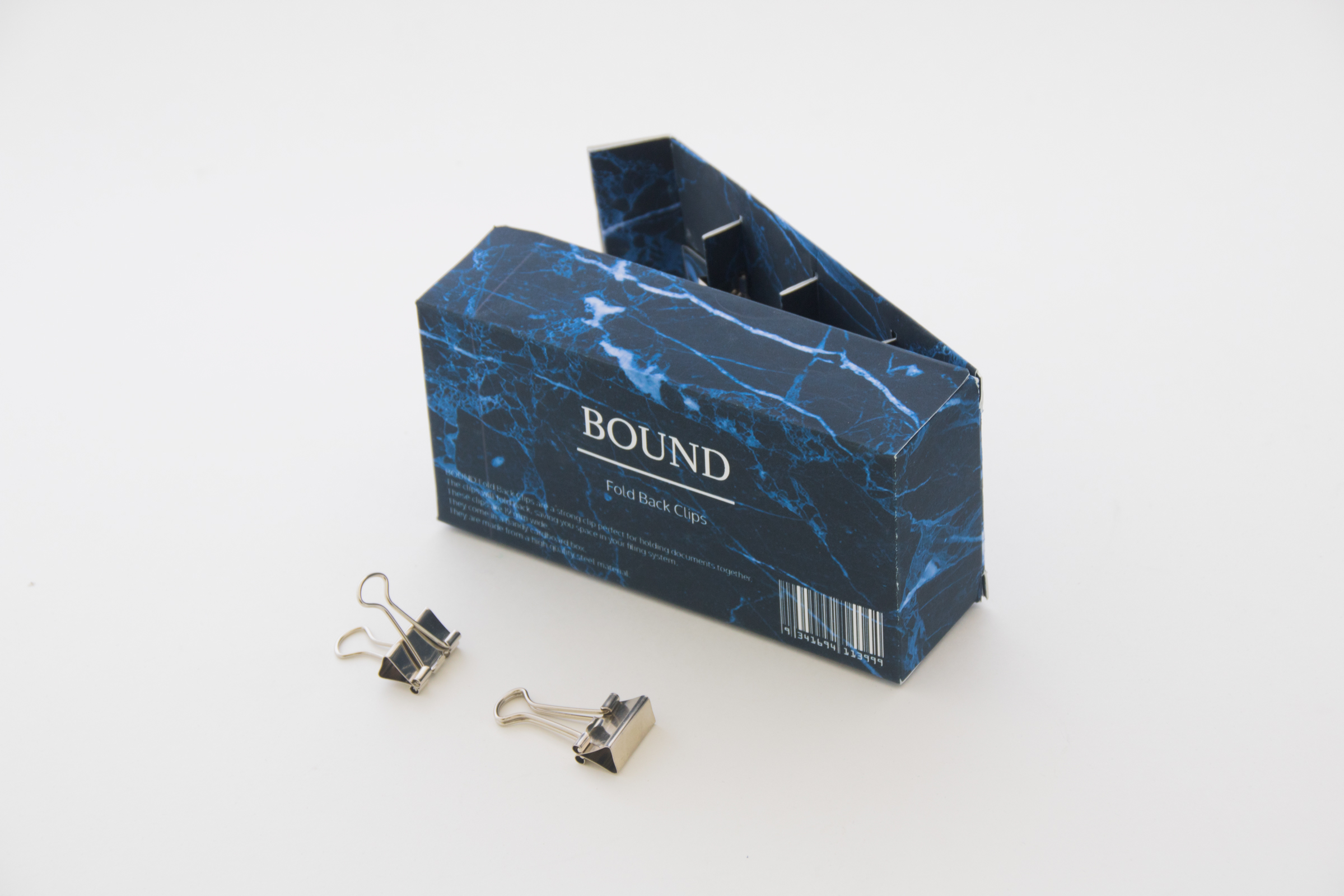 Bound Foldback Clips Back