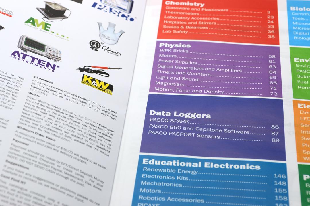 Wiltronics Catalogue 2013 Contents