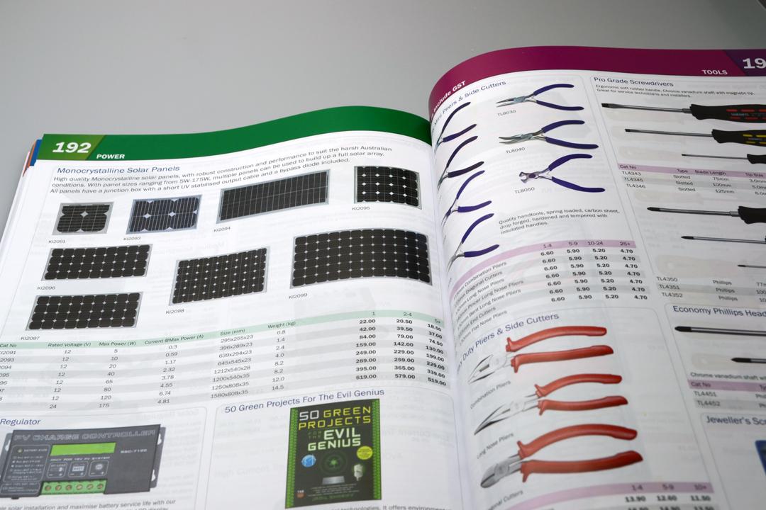 Wiltronics Catalogue 2013 Layout