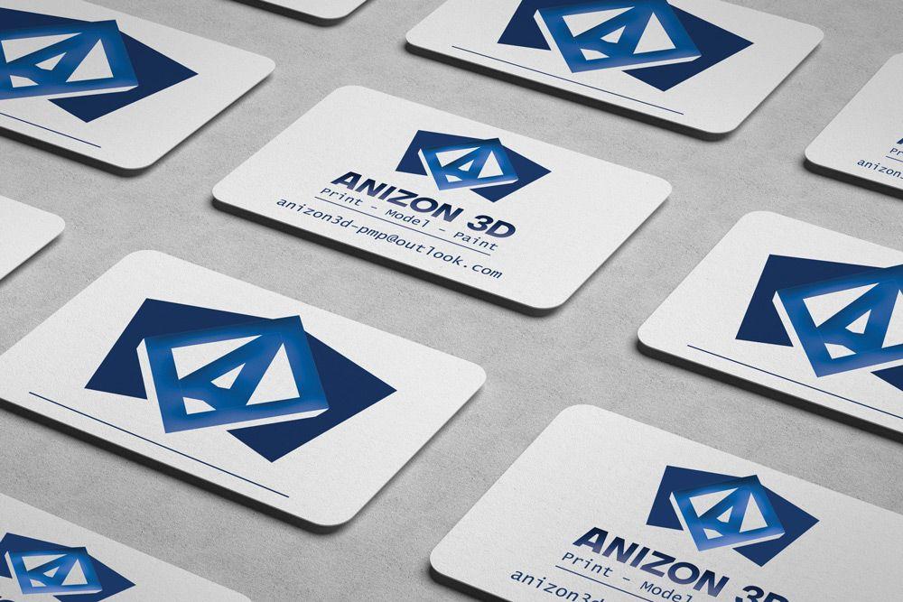 Anizon 3D Printing Identity